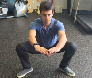 Squatting – Where Do My Feet Go?